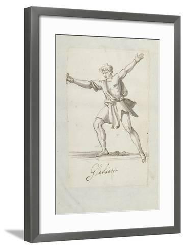 Gladiator-Inigo Jones-Framed Art Print