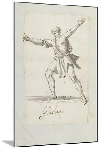 Gladiator-Inigo Jones-Mounted Giclee Print