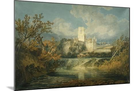 Kirkstall Abbey, Yorkshire, 1797-J^ M^ W^ Turner-Mounted Giclee Print