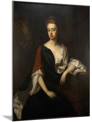 Portrait of Rachel Russell, Duchess of Devonshire, C.1694-1700-Michael Dahl-Mounted Giclee Print