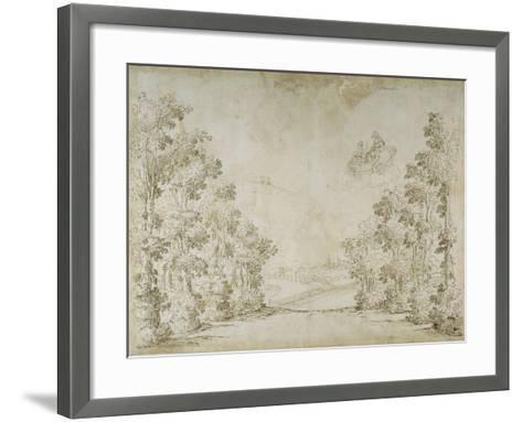A Peaceful Country-Inigo Jones-Framed Art Print