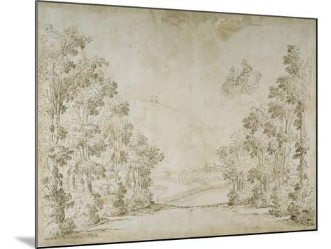 A Peaceful Country-Inigo Jones-Mounted Giclee Print