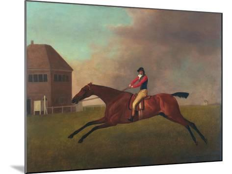 Baronet with Sam Chifney Up, 1791-George Stubbs-Mounted Giclee Print