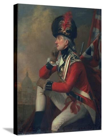 A Soldier, Called Major John Andre--Stretched Canvas Print