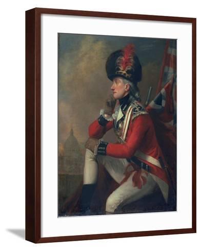 A Soldier, Called Major John Andre--Framed Art Print