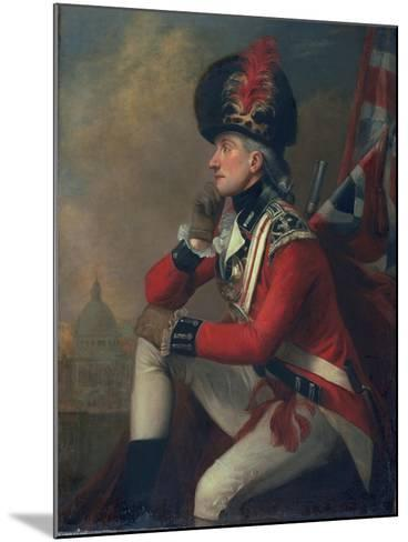 A Soldier, Called Major John Andre--Mounted Giclee Print