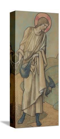 The Sower-Edward Burne-Jones-Stretched Canvas Print