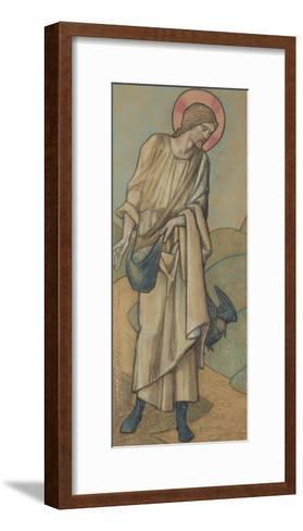 The Sower-Edward Burne-Jones-Framed Art Print
