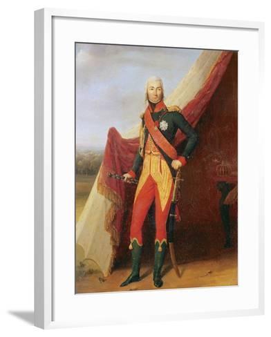 Marshal Bessieres--Framed Art Print