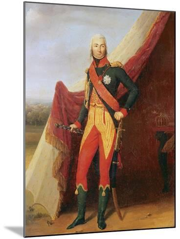Marshal Bessieres--Mounted Giclee Print