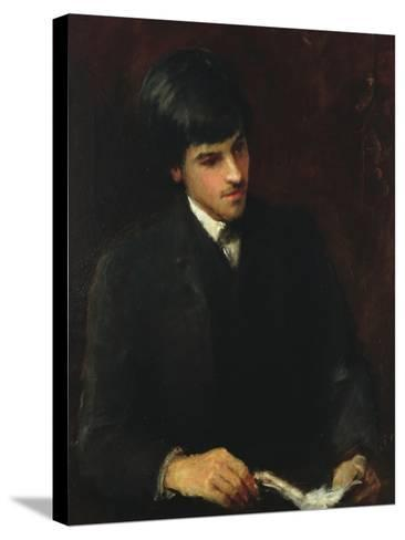 William Butler Yeats, 1886-John Butler Yeats-Stretched Canvas Print