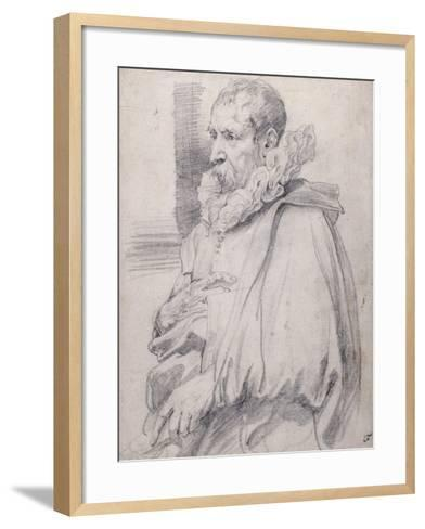 Pieter Brueghel the Younger-Sir Anthony Van Dyck-Framed Art Print