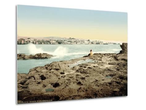 View of Sidon, C.1880-1900--Metal Print