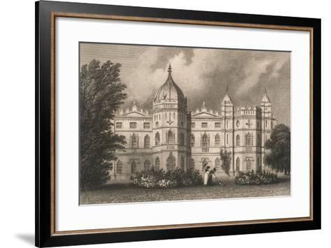 Tong Castle-English School-Framed Art Print