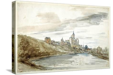 View of Cleves, Late 17th Century--Stretched Canvas Print