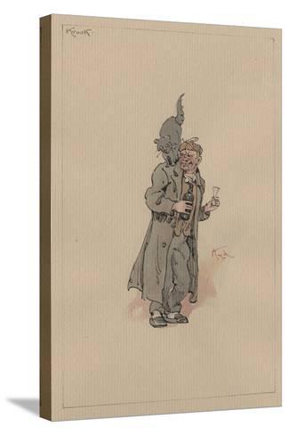 Krook, C.1920s-Joseph Clayton Clarke-Stretched Canvas Print