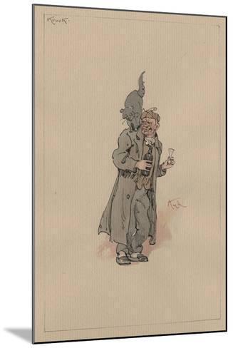 Krook, C.1920s-Joseph Clayton Clarke-Mounted Giclee Print