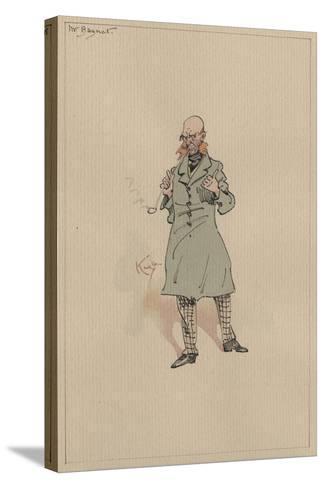 Mr Bagnet, C.1920s-Joseph Clayton Clarke-Stretched Canvas Print