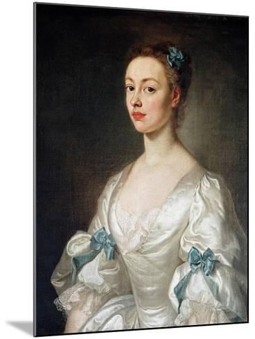 Elizabeth Drake-Isaac Whood-Mounted Giclee Print