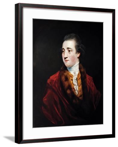 Charles Manners, 4th Duke of Rutland, C.1775-Sir Joshua Reynolds-Framed Art Print