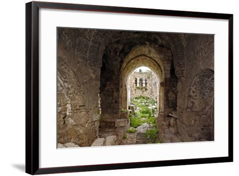View of the Apse, Korkut Mosque, Turkey--Framed Art Print