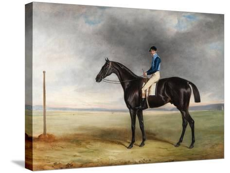 Cadland', 1830-John E^ Ferneley-Stretched Canvas Print