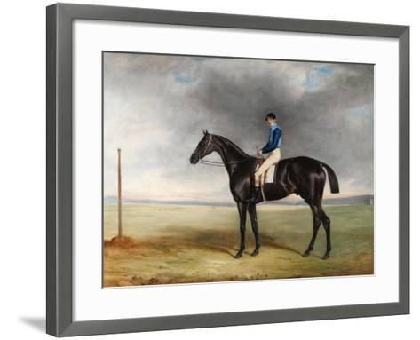 Cadland', 1830-John E^ Ferneley-Framed Art Print