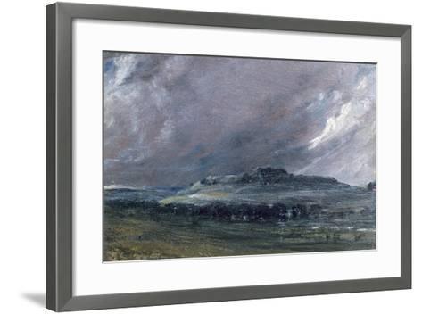 Old Sarum-John Constable-Framed Art Print