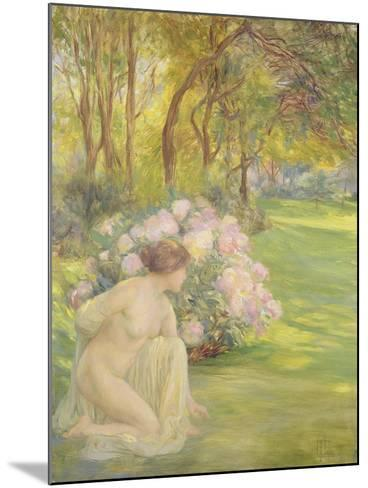 Flora-Clementine-helene Dufau-Mounted Giclee Print