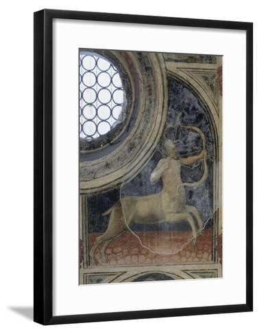 Sagittarius - Astrology--Framed Art Print