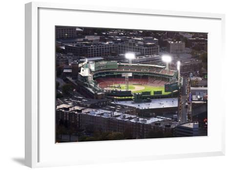 Fenway Park Baseball Ground in Boston, USA--Framed Art Print