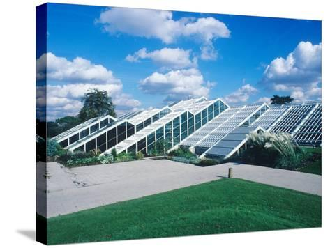 Princess of Wales Conservatory, Kew Gardens--Stretched Canvas Print