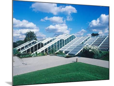 Princess of Wales Conservatory, Kew Gardens--Mounted Photographic Print