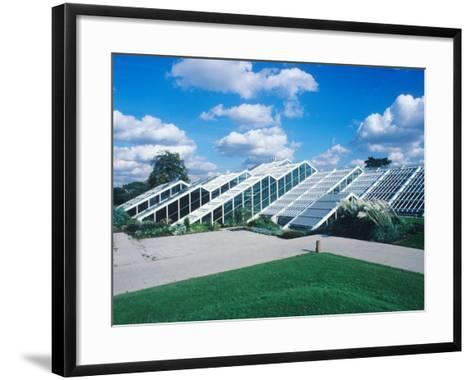 Princess of Wales Conservatory, Kew Gardens--Framed Art Print