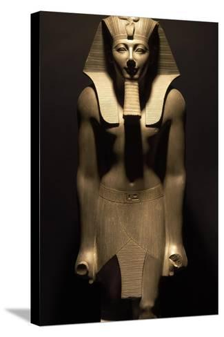 Thutmose III (C.1490-1436 BC). Egypt--Stretched Canvas Print
