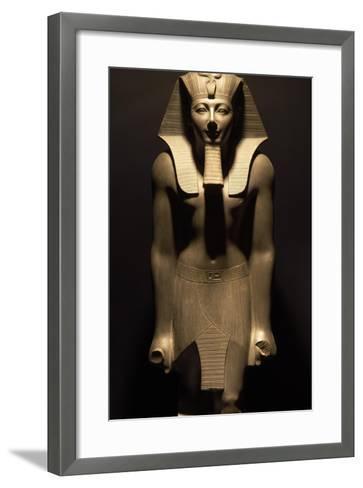 Thutmose III (C.1490-1436 BC). Egypt--Framed Art Print