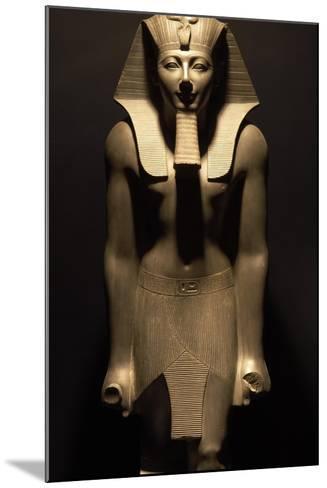 Thutmose III (C.1490-1436 BC). Egypt--Mounted Giclee Print