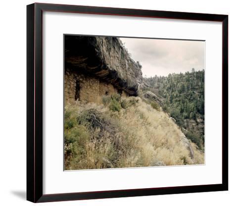 Walnut Canyon--Framed Art Print