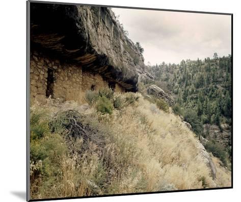 Walnut Canyon--Mounted Giclee Print