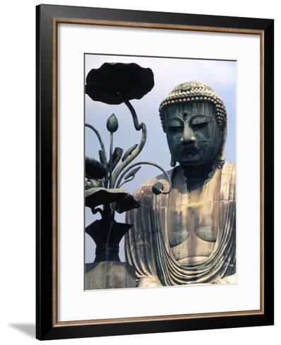 Kotuku-In--Framed Art Print