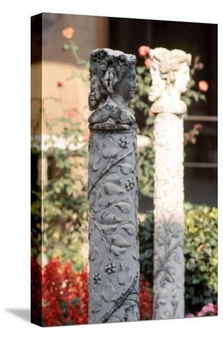 Pompeii--Stretched Canvas Print