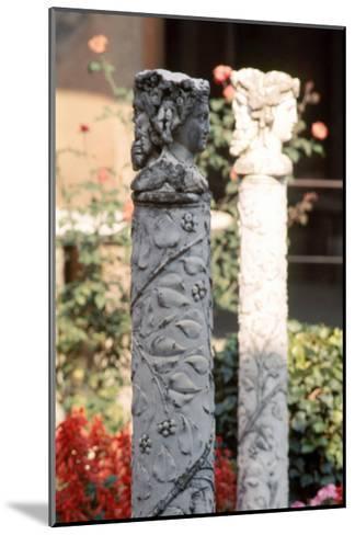 Pompeii--Mounted Giclee Print