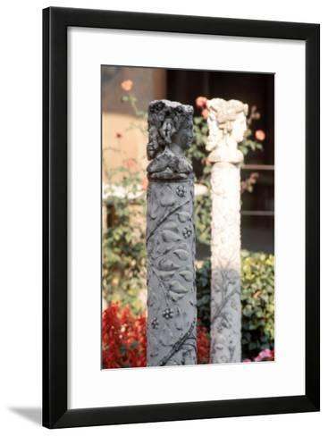 Pompeii--Framed Art Print