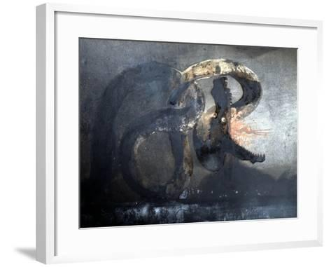 As Well as a Prolific Writer Victor Hugo Was a Prolific Painter, with the Majority of His…--Framed Art Print