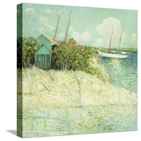 Nassau, Bahamas-Julian Alden Weir-Stretched Canvas Print