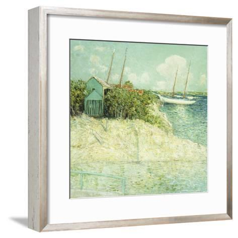 Nassau, Bahamas-Julian Alden Weir-Framed Art Print