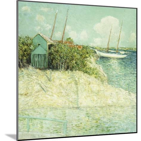 Nassau, Bahamas-Julian Alden Weir-Mounted Giclee Print