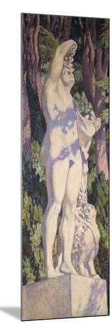 Bacchus, C. 1920-1924-Th?o van Rysselberghe-Mounted Giclee Print