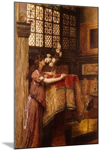 A Corner of My Studio, 1893-Sir Lawrence Alma-Tadema-Mounted Giclee Print