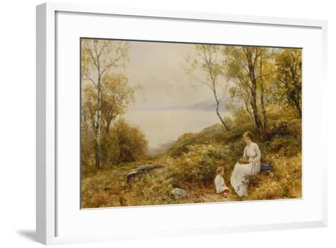 Motherly Love-Ernest Walbourn-Framed Art Print